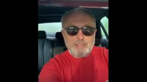 Piotr Pietrow zaprasza na bieg Ocalony Legion